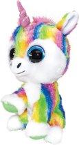 Lumo Stars Knuffel Lumo Unicorn Dream Multicolor 15 Cm