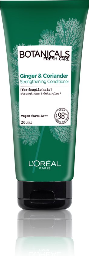 L'Oréal Paris Botanicals Coriander Strength Source Conditioner - 200ml