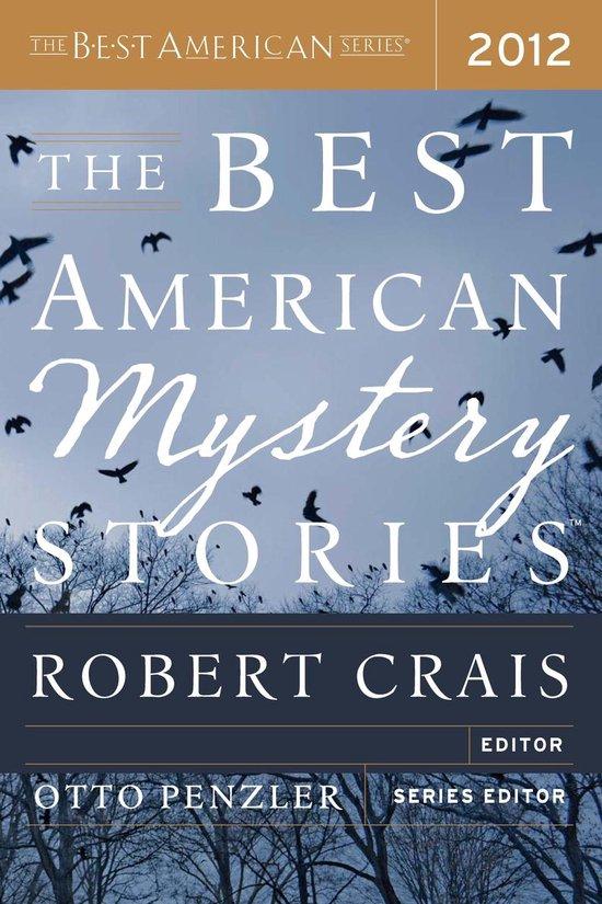 Omslag van The Best American Mystery Stories 2012