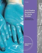 Art and Creative Development for Young Children, International Edition
