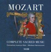 Mozart:Sacred Music Complete