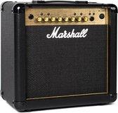 Marshall MG15GFX 15Watt gitaarversterker met ingebouwde effecten