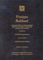 Pesiqta Rabbat