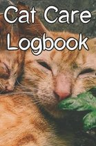 Cat Care Logbook