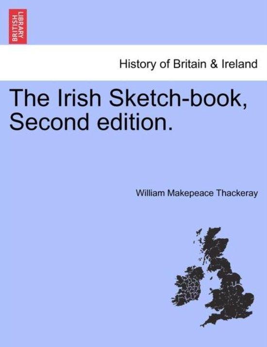 The Irish Sketch-Book, Second Edition.