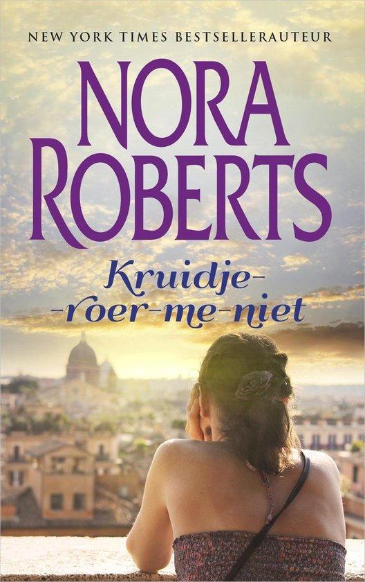 Cover van het boek 'Kruidje-roer-me-niet'