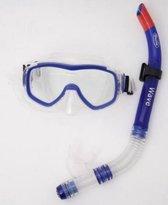 Shallow Taurus - Snorkelset - Volwassenen - Blauw