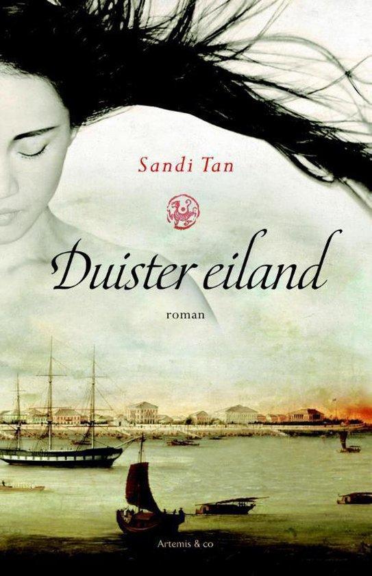 Duister eiland - Sandi Tan  