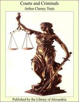 Omslag Courts and Criminals