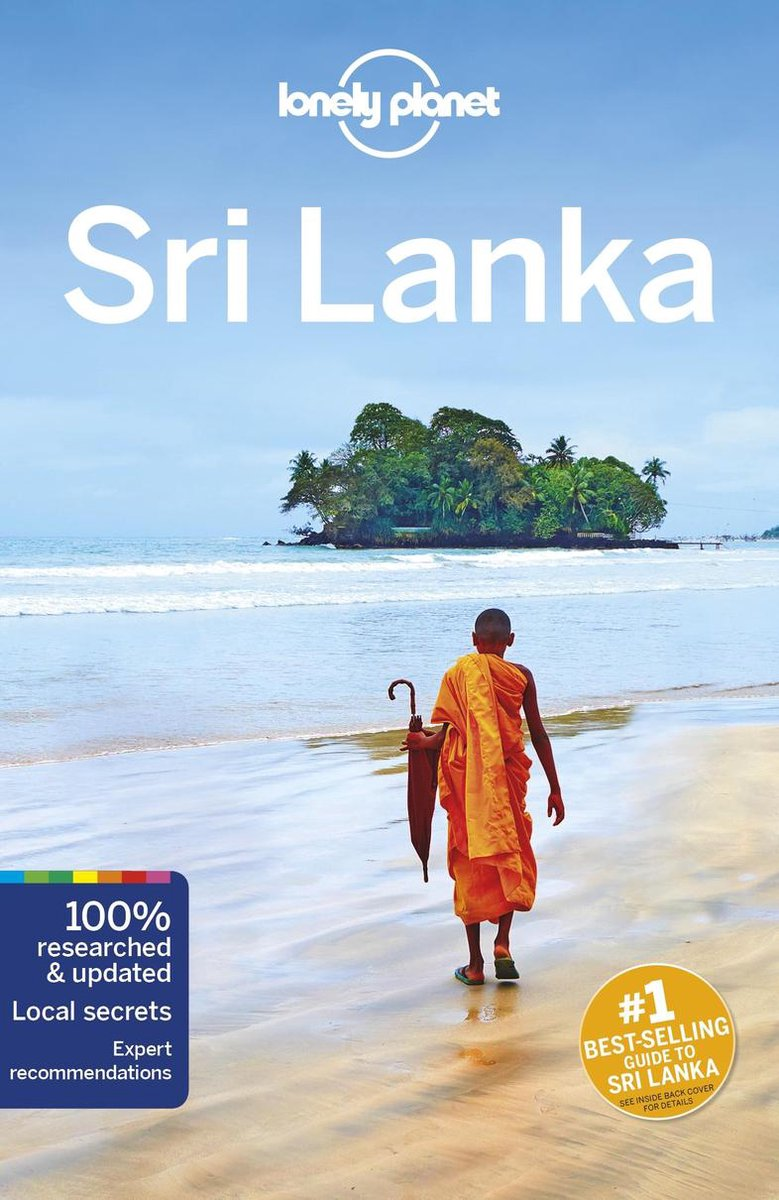 Lonely Planet Sri Lanka - Lonely Planet