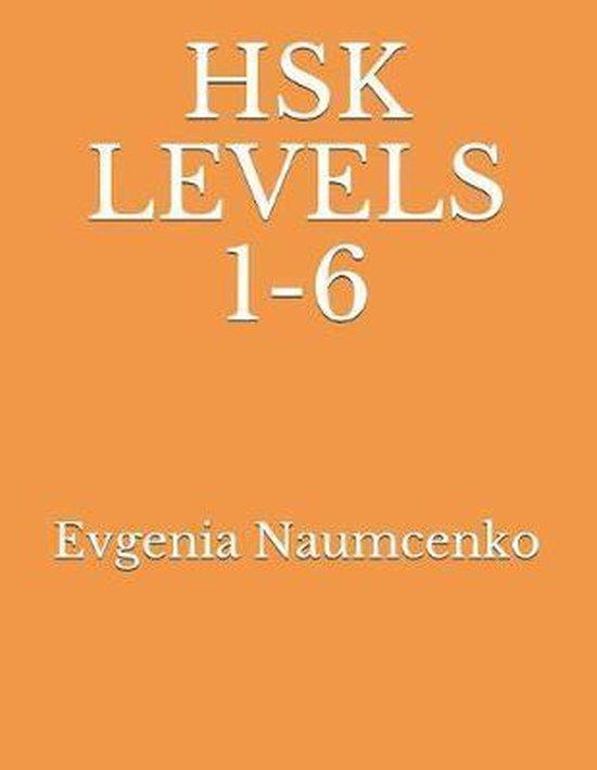 Hsk Levels 1-6