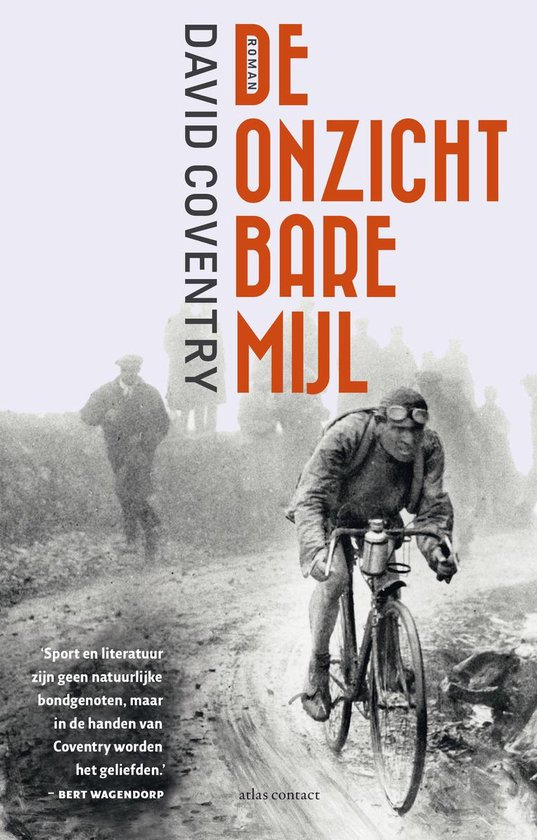 De onzichtbare mijl - David Coventry | Readingchampions.org.uk