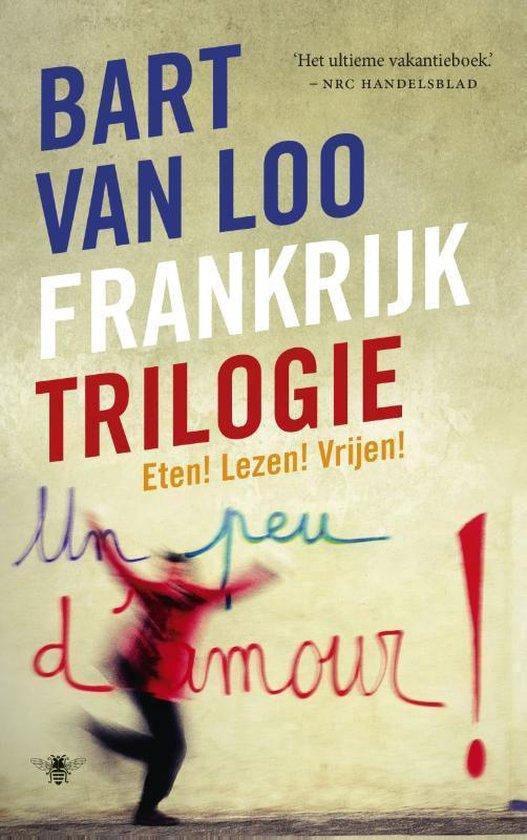 Boek cover Frankrijktrilogie van Bart van Loo (Paperback)