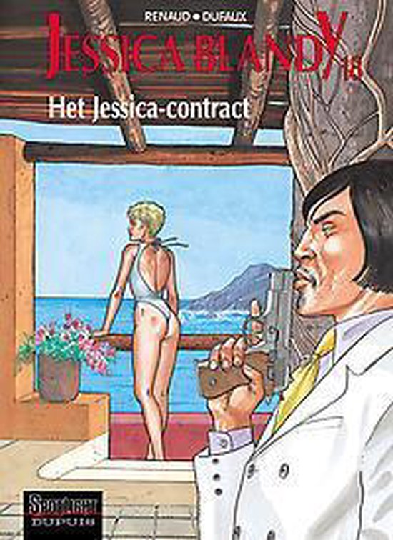 Jessica Blandy: 018 Het Jessica-contract - RENAUD. Denauw, | Readingchampions.org.uk