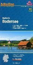 Bodensee Cycle Map