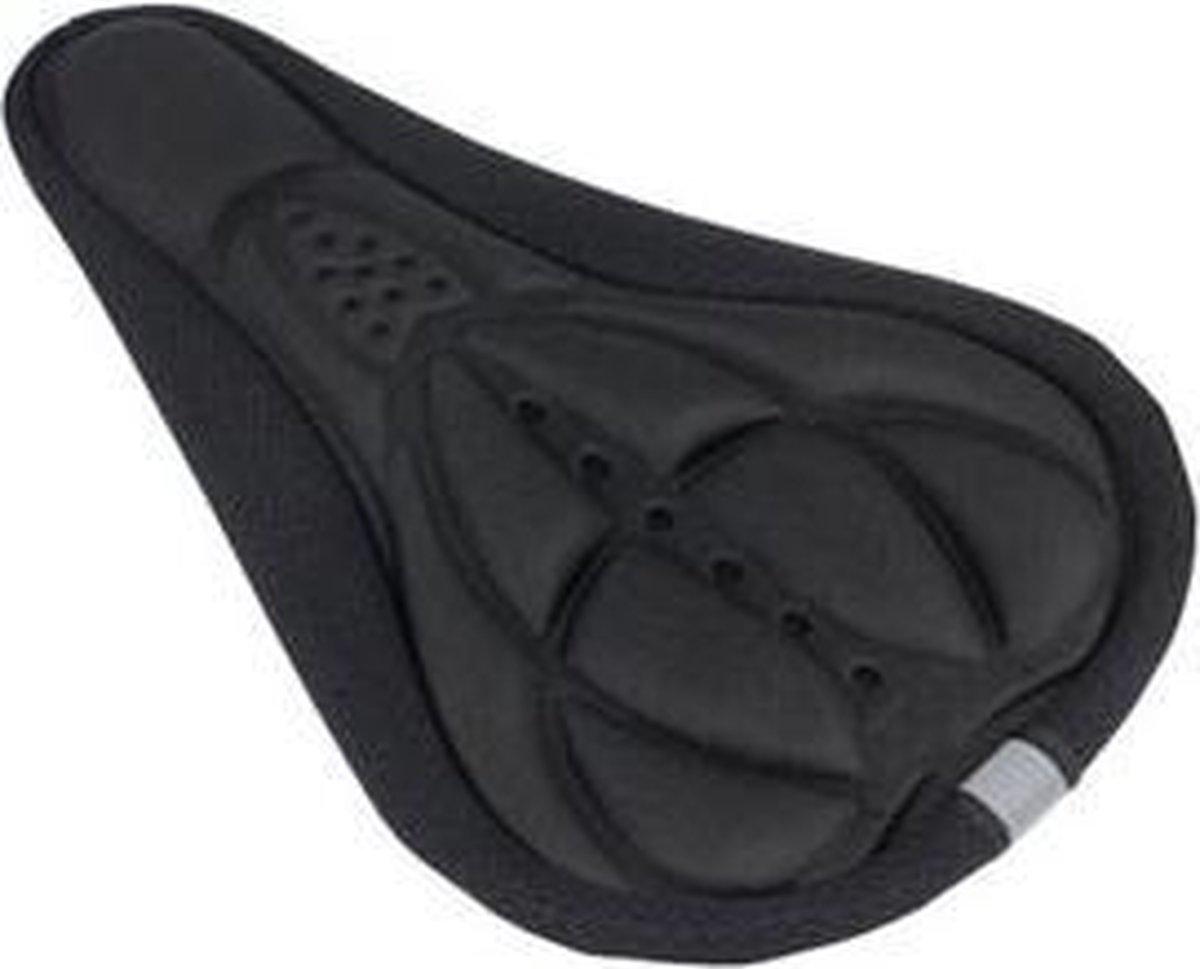 Gel zadelhoes - Zwart - Comfortabel Fietsen