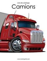 Livre de Coloriage Camions 1