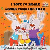 I Love to Share Adoro compartilhar