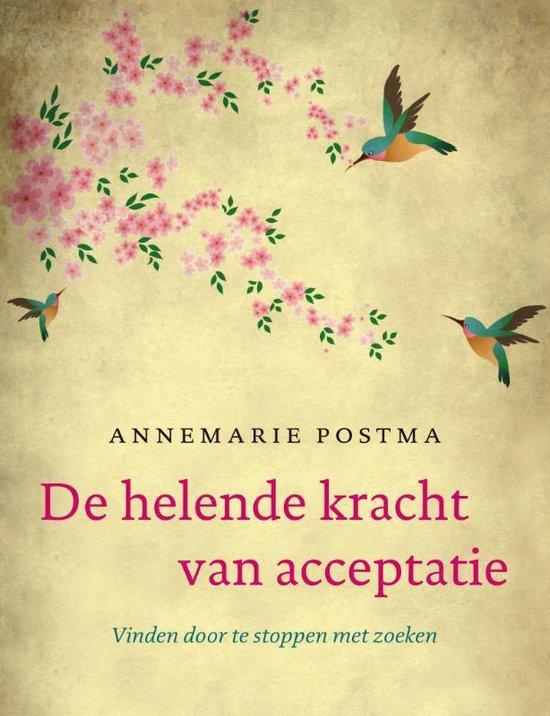 De helende kracht van acceptatie - Annemarie Postma |