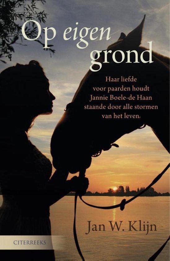 Citerreeks - Op eigen grond - Jan W. Klijn  