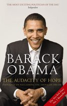 Boek cover The Audacity of Hope van Barack Obama (Paperback)