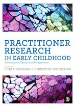 Omslag Practitioner Research in Early Childhood