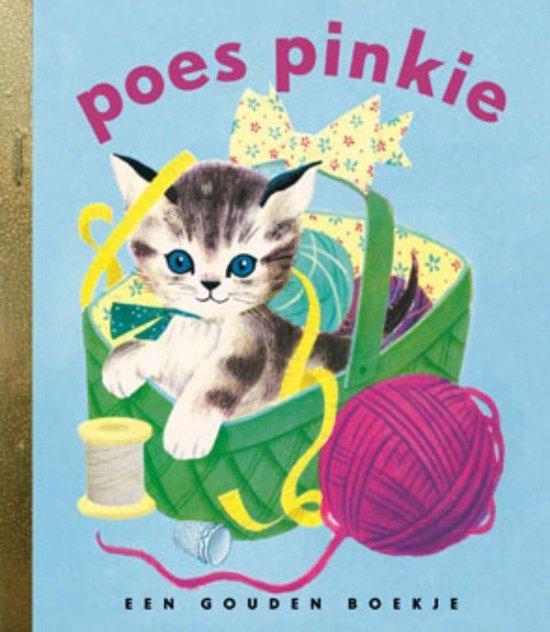 Gouden Boekjes - Poes Pinkie - Kathryn Jackson |