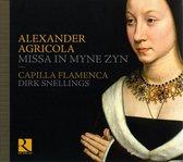Missa In Myne Zyn - Chansons / Mote