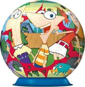 Ravensburger Puzzelbal - Phineas & Ferb