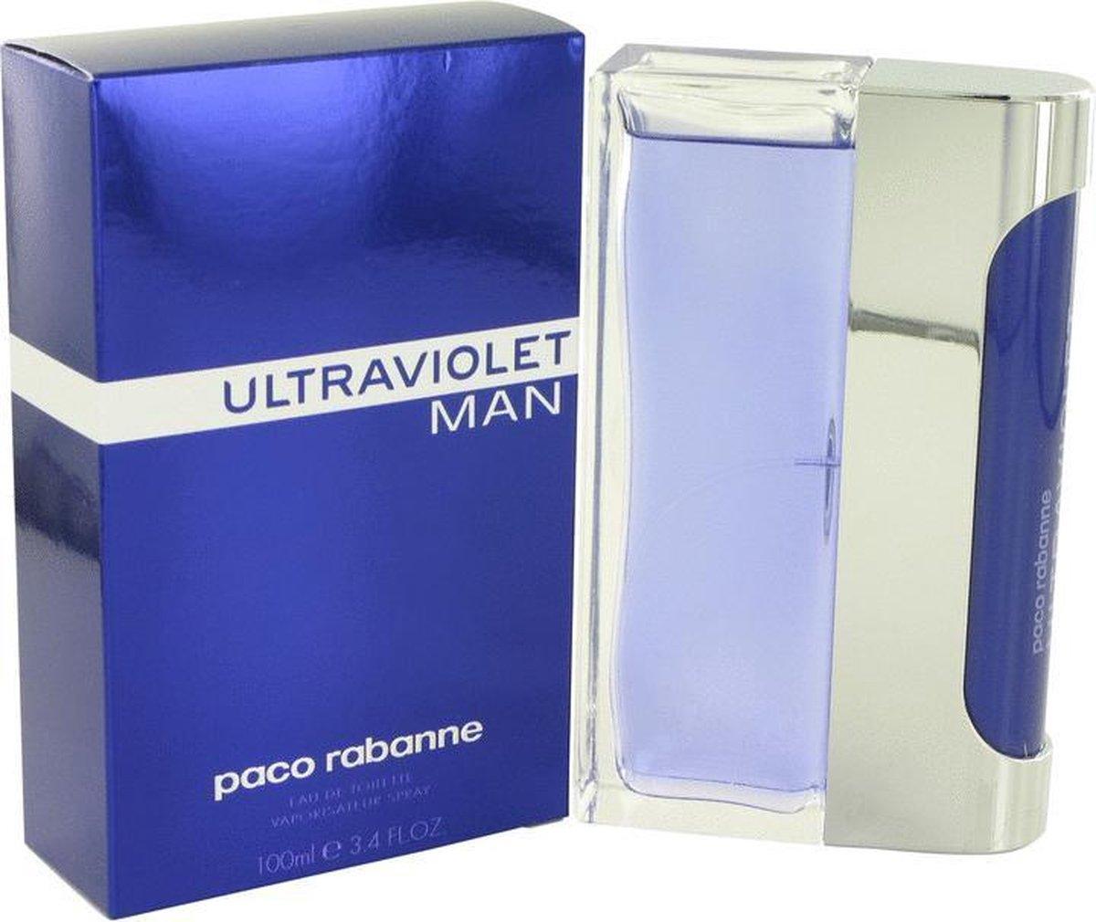 Paco Rabanne Ultraviolet 100 ml - eau de toilette - for Men - Paco Rabanne