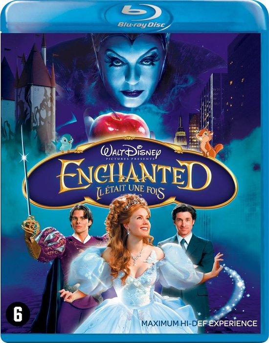 Cover van de film 'Enchanted'