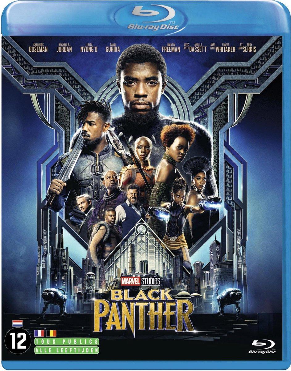Black Panther (Blu-ray) - Ryan Coogler
