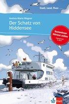 Stadt, Land, Fluss... - Der Schatz von Hiddensee (A1) Buch + Access Online Hörtext