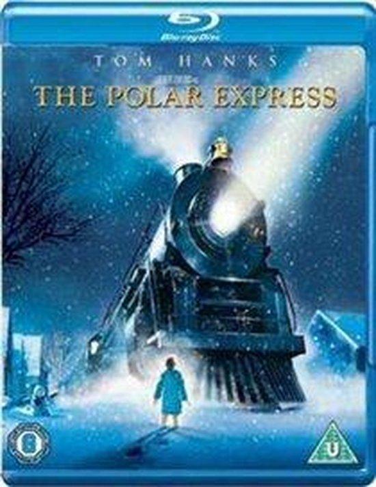 Cover van de film 'Polar Express'