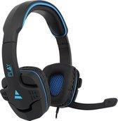 Ewent Gaming headset, 2x 3,5mm jack, 1,5 m PL3320