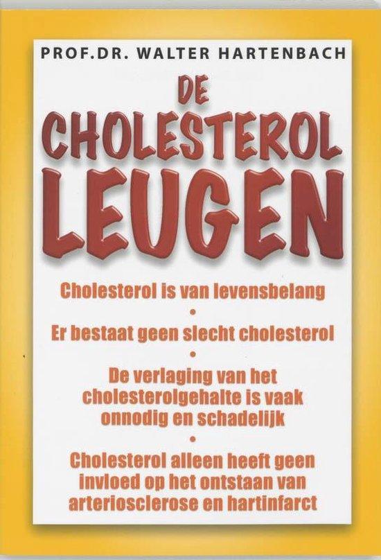 De cholesterol-leugen - W. Hartenbach |