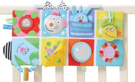 Taf Toys Activity center voor aan de box, campingbed of los te gebruiken, met muziek en licht – 0 tot 24 maanden