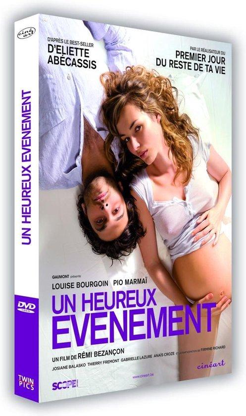 Cover van de film 'Un Heureux Evenement'