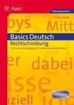 Basics Deutsch: Rechtschreibung