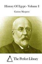 History of Egypt - Volume I