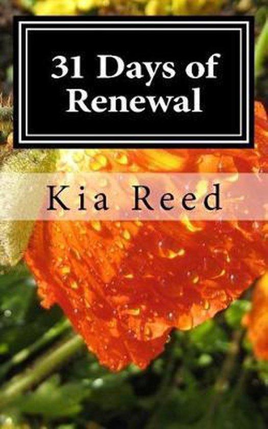 31 Days of Renewal