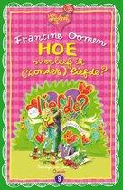 Boek cover Hoe overleef ik zonder liefde? van Francine Oomen