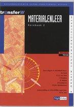 TransferW 4 - Materialenleer 2 Kernboek
