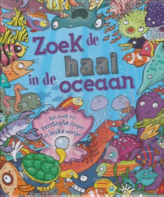 Zoek de haai in de oceaan - Stella Maidment | Readingchampions.org.uk