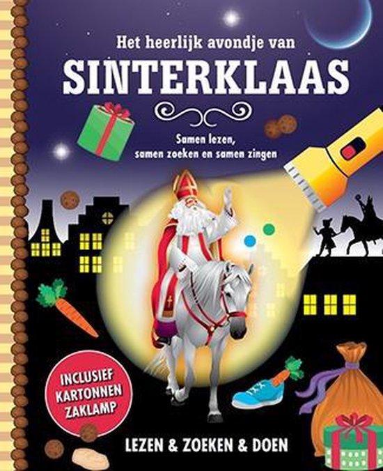 Het heerlijk avondje van Sinterklaas - Sandra C. Hessels  