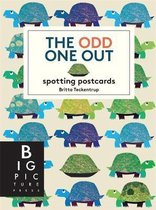 Boek cover The Odd One Out van Britta Teckentrup