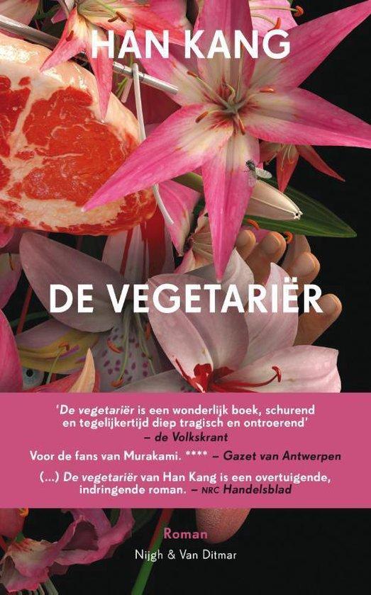 De vegetarier - Han Kang  