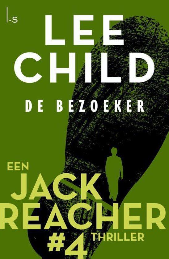 Omslag van Jack Reacher 4 -   De bezoeker
