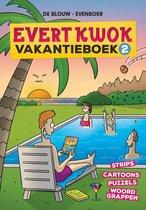 Evert Kwok vakantieboek 2