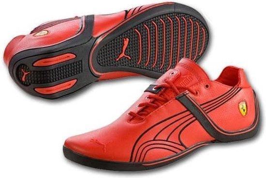 bol.com | Puma Ferrari Future Cat Remix Sneaker Rood Maat 6 (39)